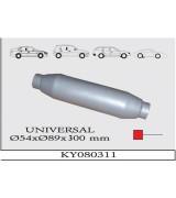 UNIVERSAL K.Y 29 TÜP SUS. Ø54X89X300 mm