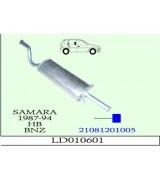 SAMARA  A.B  HB 1987-94 G/A