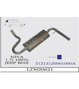 NIVA 1.7 ENJ. A.B.1997>...G/A