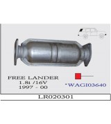 FREE LANDER K.Y 1.8 i 16V 1997-00 G/A