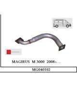 MAGIRUS M 3000 ÖN BORU  2008>....