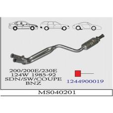 200/230 E 124 W ÖN B-SUS  85-92 G/A