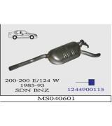 200/200E W124   A.B. 1985-93  G/A