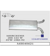 200 MERCEDES 124 KS STW  ARKA SUS.1985-92