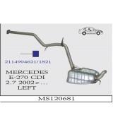 E-270 CDI A.B BSK. SOL 2002>...