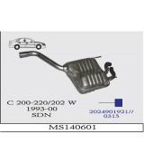 C200/220 202W A. B. 93-2000  G/A