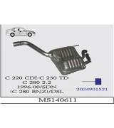C220CDİ/C250TD  202W  A.B DSL 96-2000 G/A