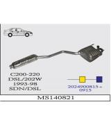 C 200/220  202W A-O  DSL 1993-98 G/A