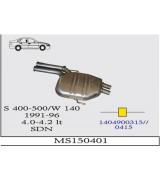 S 400/500 W140  O.B BSK  91-96 G/A