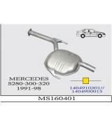 S280-300-320 O.B BSK. 1991>...... G/A