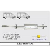 SPRINTER 312/412 TD  O.B SPR 1995>.. G/A