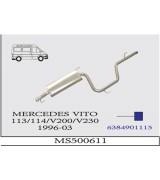 VITO 113/114/V200/V230 A.B BNZ. 1996-03
