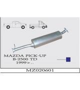 MAZDA PICK-UP ARKA SUS.     B-2500 TD 1999>