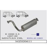 E2200 MIN 2.5D  A.B  97-99 G/A