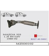 MAZDA 323 1.3İ 8V/16V ÖN BORU SPR 89-92