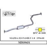 323 FAMILY 1.8 O.B. SDN  1994-00