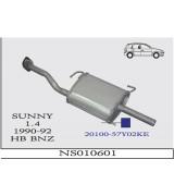 SUNNY 1.4   A.B. 1990-92  G/A