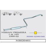 PRIMERA  1.6 i  16 V  O.B   1999-02