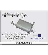 NISSAN PRIMERA 2.0İ 16V ARKA SUS.HB/SDN 96-99