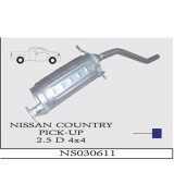 COUNTRY PICK-UP 2.5 DSL A.B 4X4