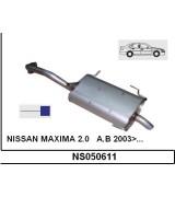 MAXIMA 2.0 CA A.B 2003>