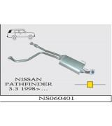 PATHFINDER ORTA SUS. 3.3 bnz.  1998>...