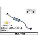 MICRA 1.2/1.4 O.B 2005>....