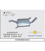 TERRANO 4*4 2.4 BNZ O.B 1993-99