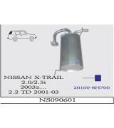 X-TRAIL A.B. 2.0/2.5i/2.2 TD 2001-03 >..
