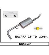 NAVARA  2.5  ÇİFT KABİN  O.B  2006>..