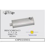 RECORD C  ORTA S. ÜST.1.7/1.9   67-71  G/A