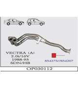 VECTRA (A)  ÖN B. 2.0İ  16V 88-95 G/A