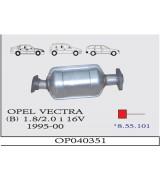 VECTRA (B) KY 1.8-2.0 İ  2.FLŞ. 95-00 G/A