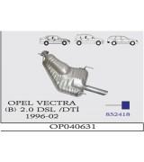 VECTRA (B)  ARKA 2.0 DSL  96-2002 G/A