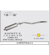 KADETT E 1.3/1.6  O.B STW. 89-91 G/A