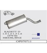 KADETT  ARKA S. 1.0/1.3/1.6   79-84 G/A