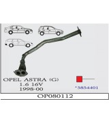 ASTRA (G) ÖN BORU 1.6 16V 98-00 G/A