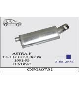 ASTRA (F) GT ARKA S. 1.6/1.8 İ 16V 1991-95  G/A