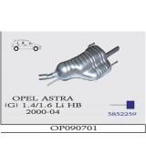 ASTRA (G) 1.4/1.6 Li  HB  A.B   2000-04