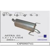 ASTRA (H)  1.3 /1.7 CDTİ    ARKA SUS  2004>..