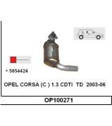 CORSA (C ) 1.3 CDTi  TD  K.Y  SUS. 2003-06