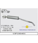 CORSA B O.B 1,2/1,4 İ 1993/98 G/A