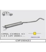 CORSA C 1.0İ 12V  O.B. 2000>...G/A