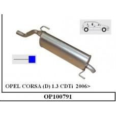 CORSA (D) 1.3 CDTi  DSL. A.B  2006>