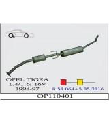 TIGRA O.B. 1.4/1.6 İ 16V 1994-97 G/A