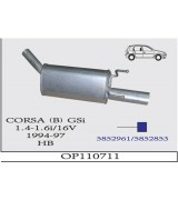 CORSA GSI ARKA 1.4/1.6 İ 16V 94-97 G/A