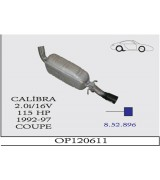 CALIBRA A.B  TEKLİ. 2.0İ  92-97 G/A