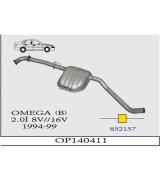OMEGA (B)O.B. 2.5İ/3.0İ  V6  1994>  G/A
