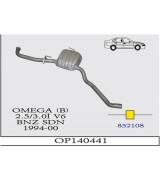 OMEGA B  O.B 2.5/3.0İ V6 (SAĞ) G/A