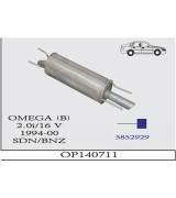 OMEGA (B) ARKA  2.0İ 16V  94> G/A